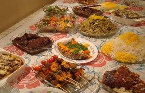 گردشگری ایران - گردشگری غذا - جشنواره غذای ایرانی - سفره ایرانی - فرهنگ ایرانی - غذاهای بومی و سنتی - رامسر - معرفی آشپزی ایرانی