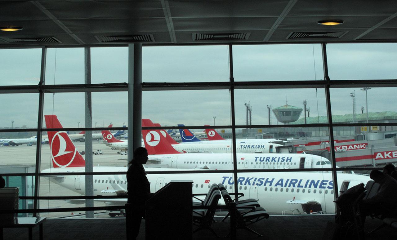 گردشگران خروجی - گردشگران ایرانی - تور ترکیه - لغو تورهای ترکیه - ادعای خسارت شرکت های هواپیمایی ترکیه - لغو پرواز ها -