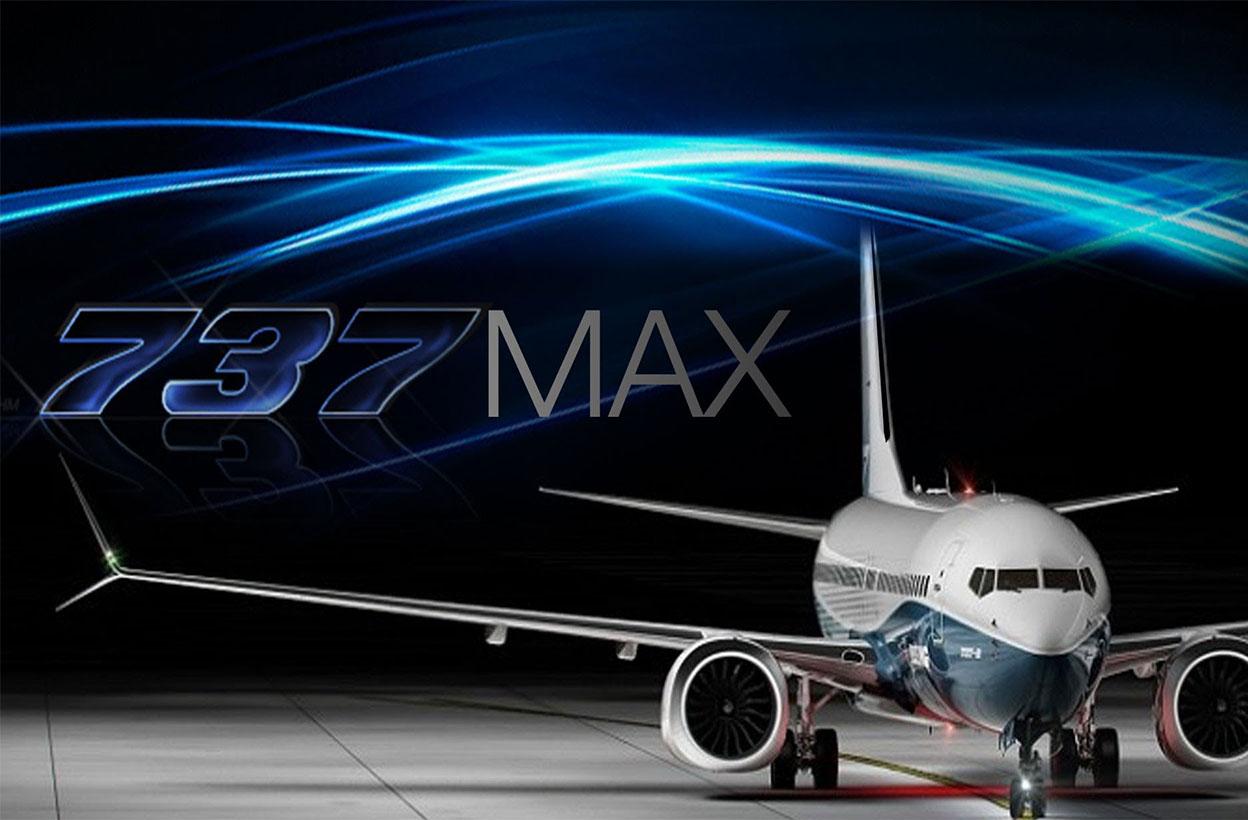 شرکت های هواپیمایی - هواپیمای بوئینگ - 737MAX- 737MAX7 - 737MAX8 - 737MAX9