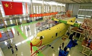 گردشگری جهان - هواپیما - بزرگترین هواپیمای آبی-خاکی جهان - AG600 - چین - هواپیمای بوئینگ 737