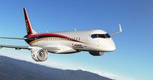 شرکت های هواپیمایی - میتسوبیشی - ژاپن - ایران - ایرباس و بوئینگ - شرکت ژاپنی میتسوبیشی