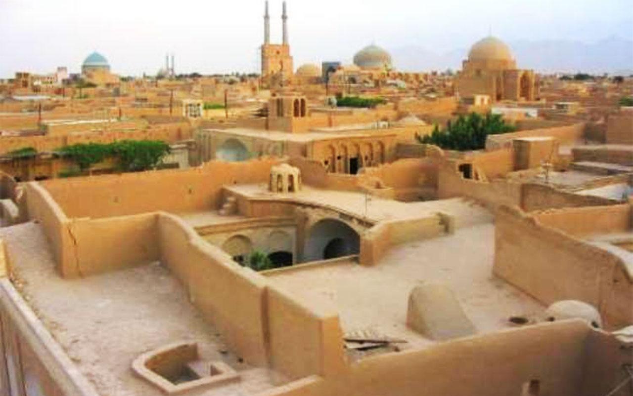 گردشگری ایران- آثار ملی - آثار باستانی - ابرکوه- یزد