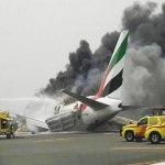 سقوط یک فروند هواپیمای آموزشی در فرودگاه سردار جنگل رشت