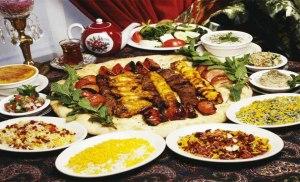 """گردشگری غذا - جشنوارهء """"سفره ایرانی، فرهنگ گردشگری"""" -  غذاهای محلی"""