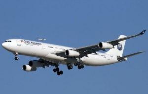 قائم مقام وزیر راه و شهرسازی - نوسازی ناوگان آسمان - مذاکره با ژاپن برای خرید هواپیما - میتسوبیشی