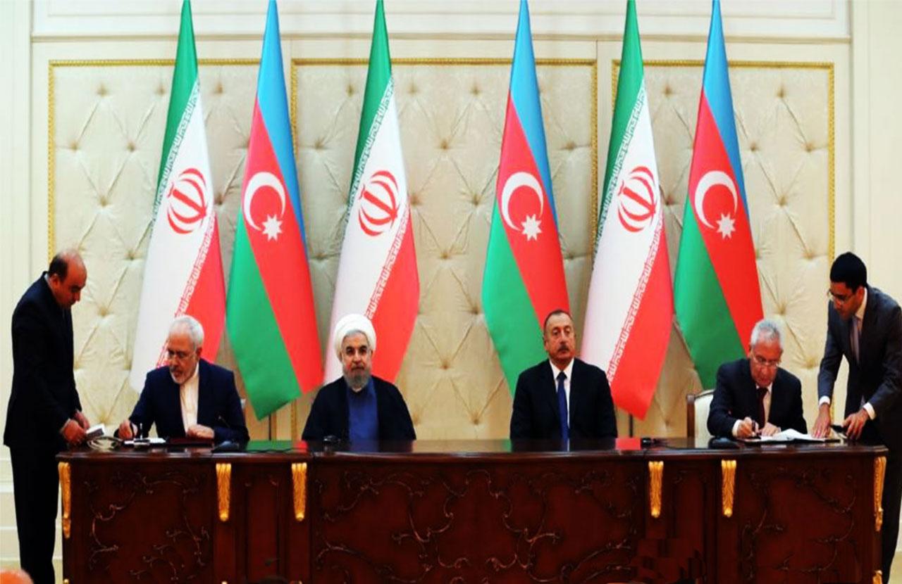 همکاری بین ایران و جمهوری آذربایجان- امضا شش سند همکاری- باکو - پاک آیین