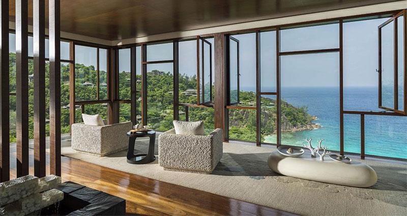 سفری لوکس در برترین استراحتگاه ها - Four Seasons Resort