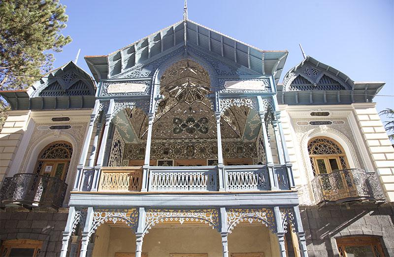 firuza-palace - برجمی گرجستان