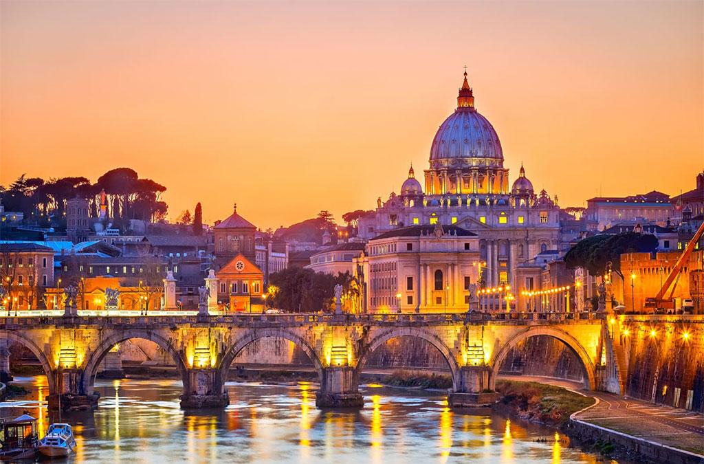 rome - بهترین مناطق گردشگری برای خانم ها