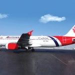 ملحق شدن یک فروند ایرباس A321 به ناوگان کیش ایر