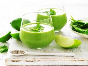 اسموتی سبز؛ مخصوص فصل زمستان