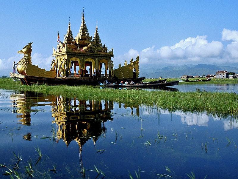 گردشگری برمه