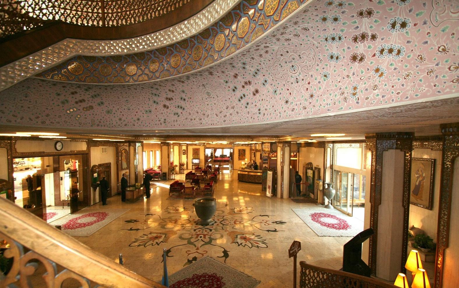 هتل به سبک ایرانی