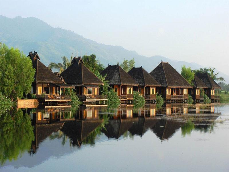 اقامت در برمه