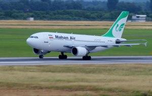 هواپیمایی ماهان رکورد جا به جایی 145 هزار مسافر ترانزیت را در سال کسب کرد!