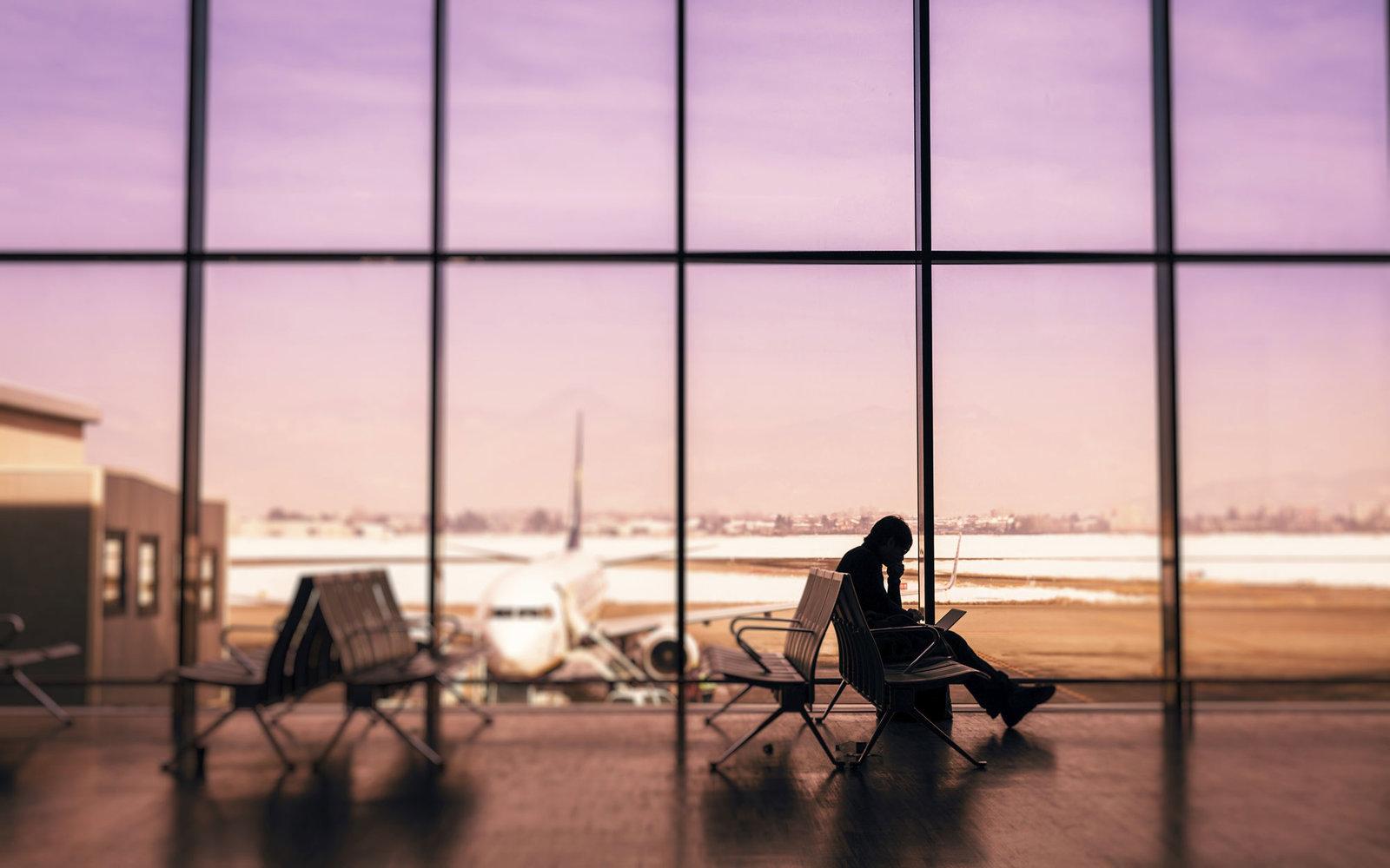 رمز وای فای رایگان فرودگاه ها