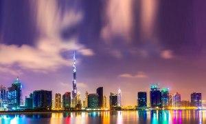 برج خلیفه ی دبی؛ مرتفع ترین ساختمان دنیا