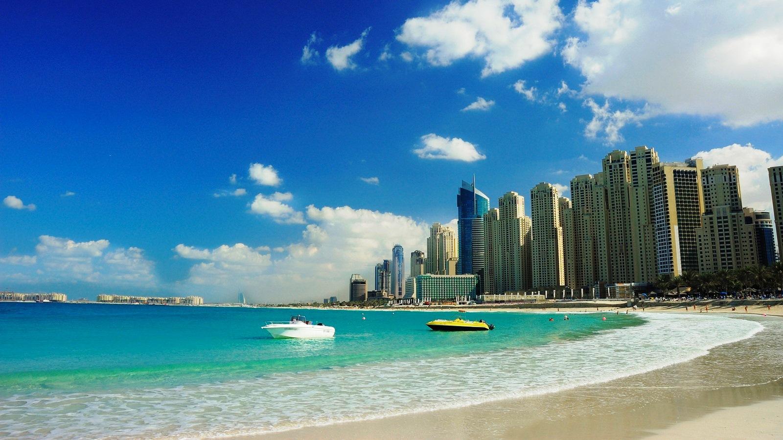 ساحل جمیرای دبی