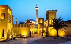 بازدید از محله قدیمی بستکیه دبی؛ سفر در زمان