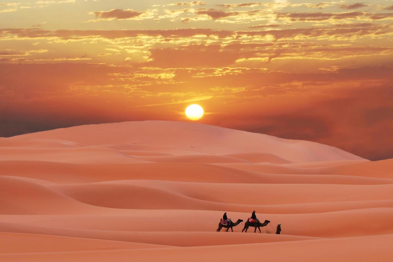 صحرای دبی