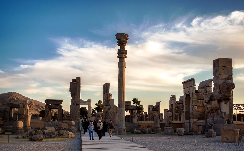گزارش رسانه های دنیا از جاذبه های گردشگری ایران