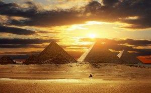 رمز و رازهای اهرام بزرگ مصر
