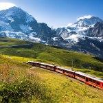 خطرناک ترین ریل های قطار دنیا