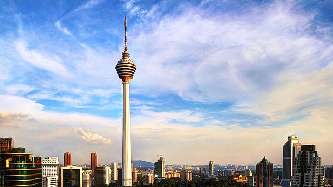 برج مناره کی ال مالزی کوالالامپور