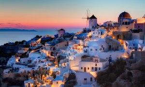 راهنمای سفر به سانتورینی یونان
