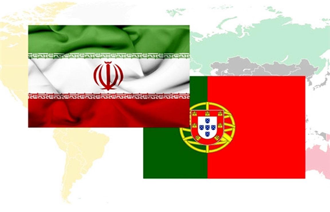 امضای سند لغو روادید بین ایران و پرتغال