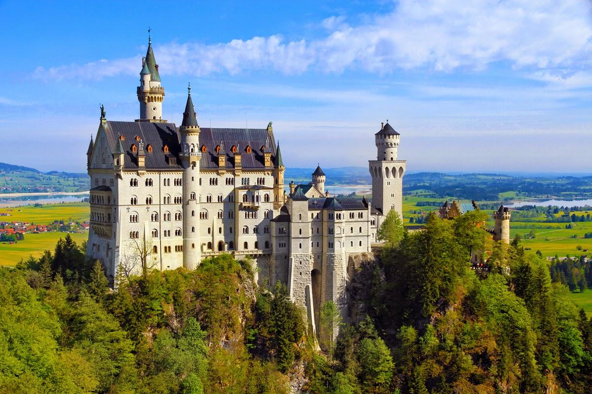 اطلاعات پایه ای در خصوص محل های اقامت در آلمان
