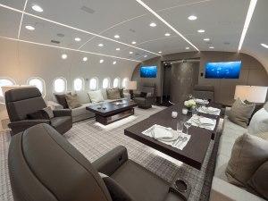 بوئینگ 787 دریم لاینر؛ بزرگ ترین هواپیمای اختصاصی لوکس دنیا