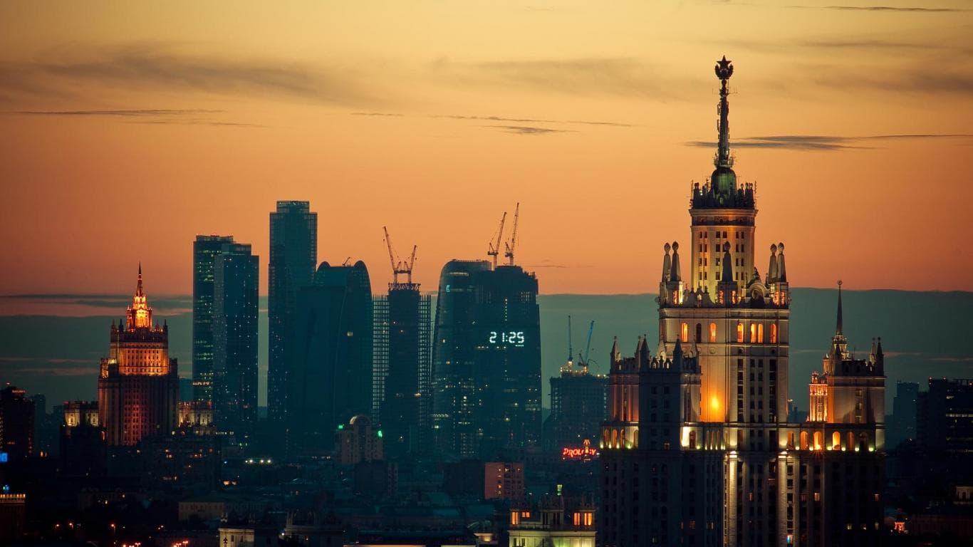بهترین مکان های دیدنی مسکو