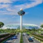 گردشی یک روزه در فرودگاه چانگی؛ سنگاپور