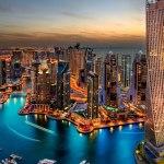 بهترین تفریحات گردشگری و اماکن اقامتی در قلب نهر دبی