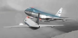 حادثه فرودگاه تنریف؛ بدترین سانحه در تاریخ هوانوردی