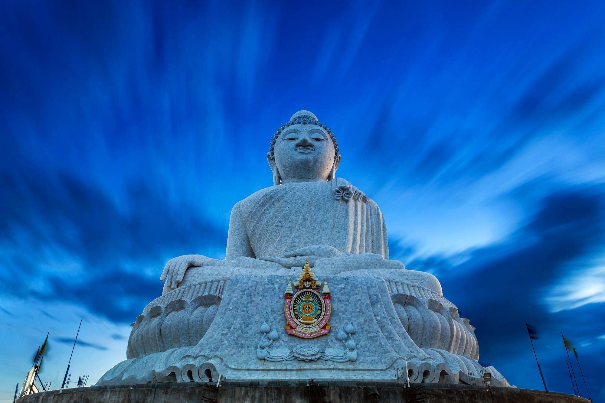 مجسمه بودای بزرگ نماد امید مردم پوکت