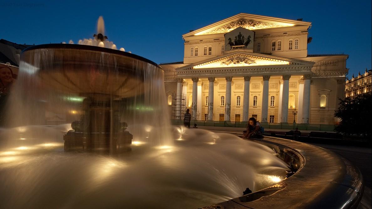 تالار بولشوی در قلب موسکو؛ صحنه ی بزرگترین هنرمندان جهان