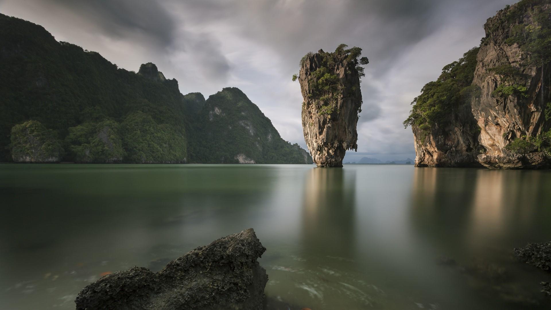 جزیره جیمزباند و زیبایی های شگفت انگیز پوکت