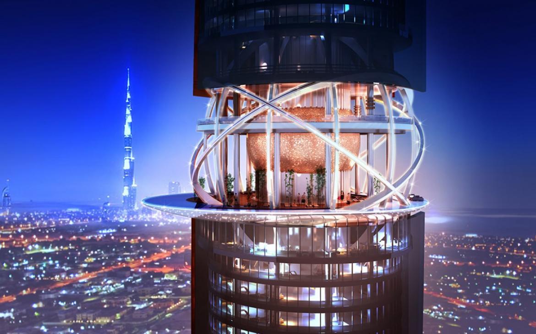 روزمونت هتل دبی؛ اولین هتل جنگلی دنیا