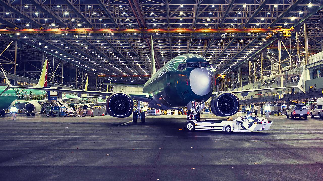 ساخت هواپیمای مسافربری بدون خلبان