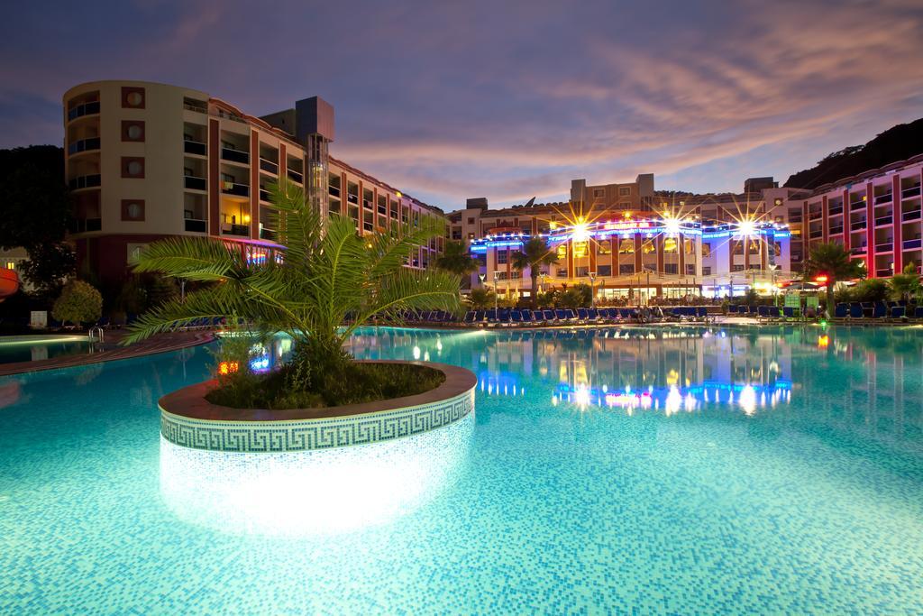 بهترین هتل های مارماریس