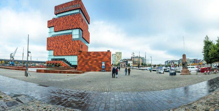 موزه تاریخ آن د اشتروم، آنتورپ، بلژیک