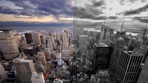 تماشای تاریخ 500 ساله نیویورک در 47 ثانیه