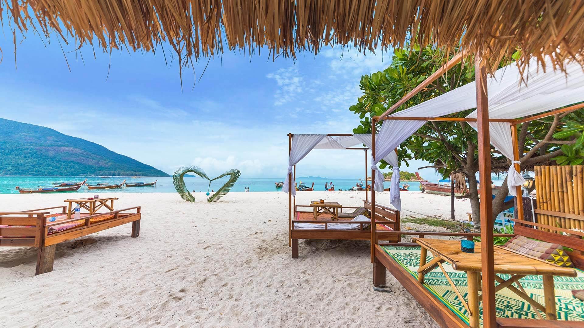زیباترین هتل های ساحلی تایلند