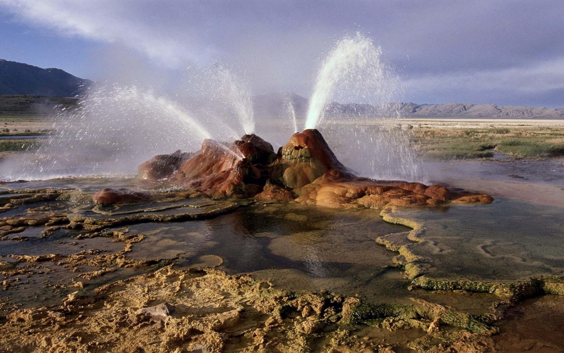 آب فشان فلای رنچ، ناشناخته ترین جاذبه گردشگری نوادای آمریکا