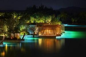 نخستین هتل با اقیانوس خصوصی؛ چین