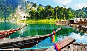 زیباترین پارک های جنوب شرقی آسیا