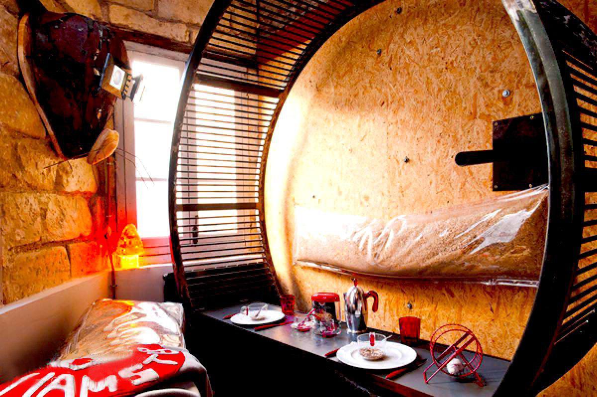 اولین هتل همستر دنیا فرانسه
