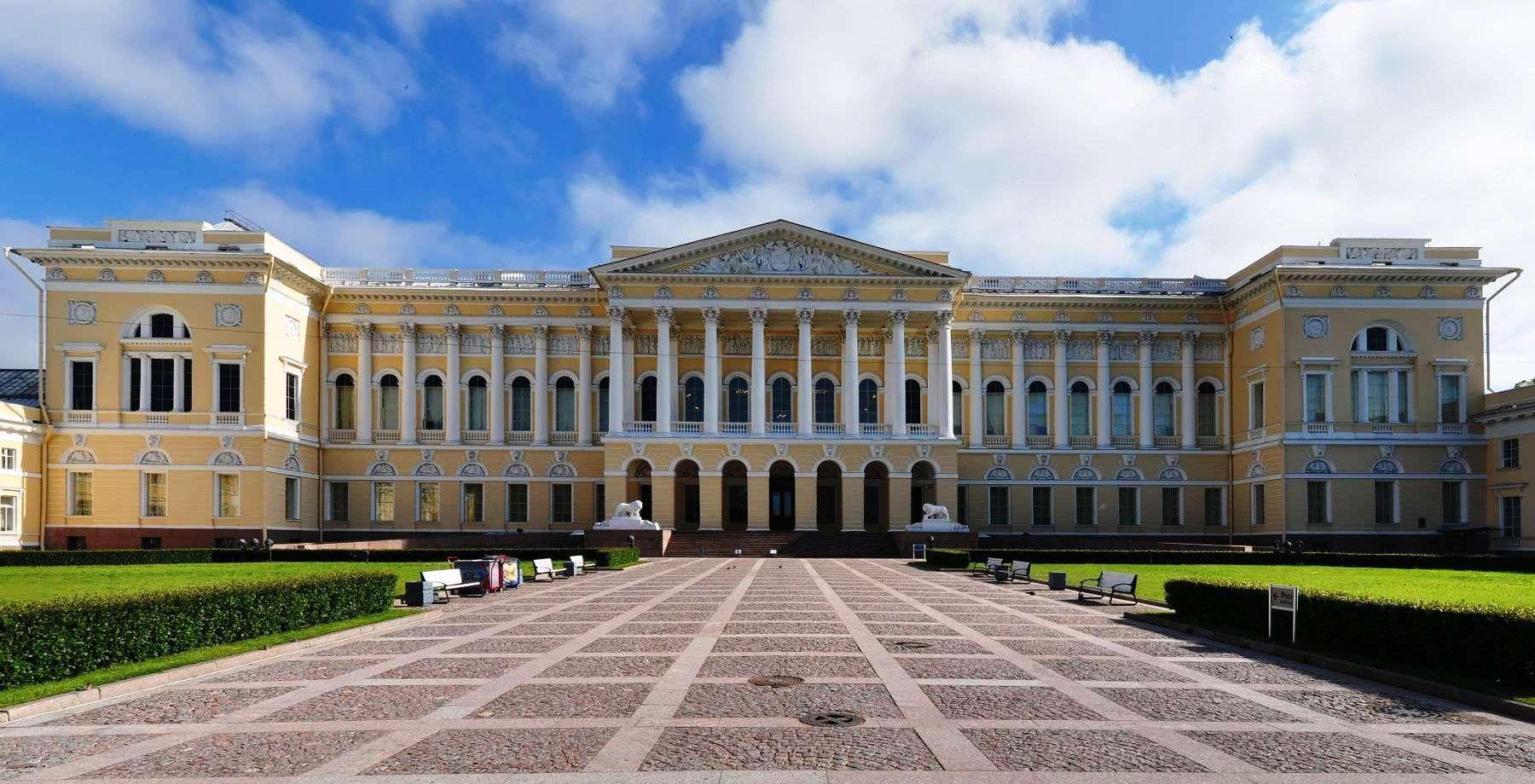 موزه روسی سنت پترزبورگ